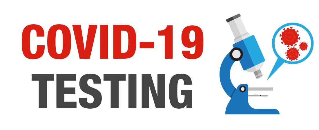 COVID-19 Testing at UTMB