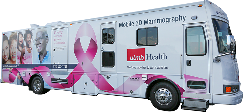 Mobile Mammography Bus