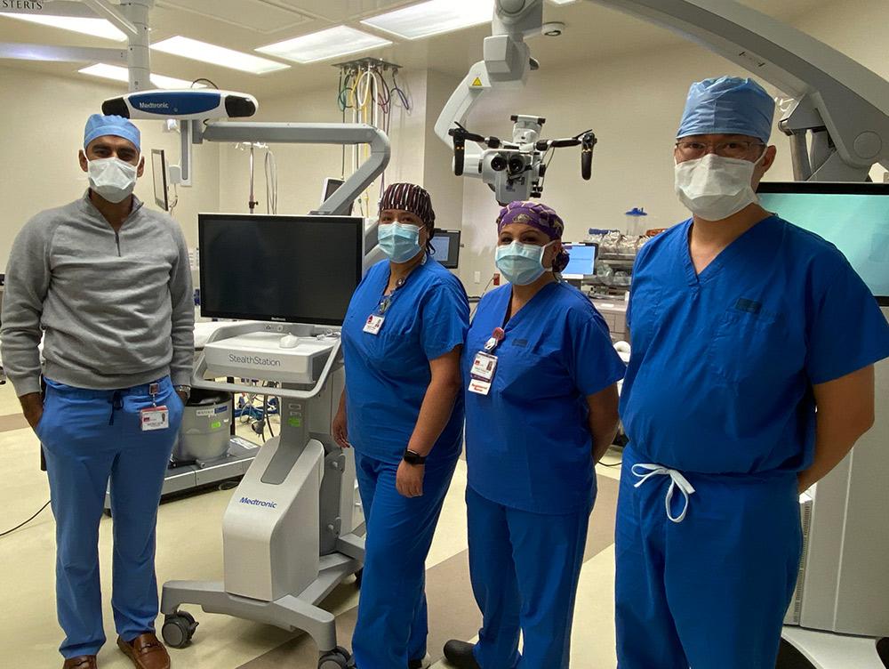CLC Neurosurg