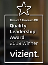 2019 Vizient Award